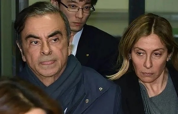 ghosn to reveal who he blames for arrest in japan wife