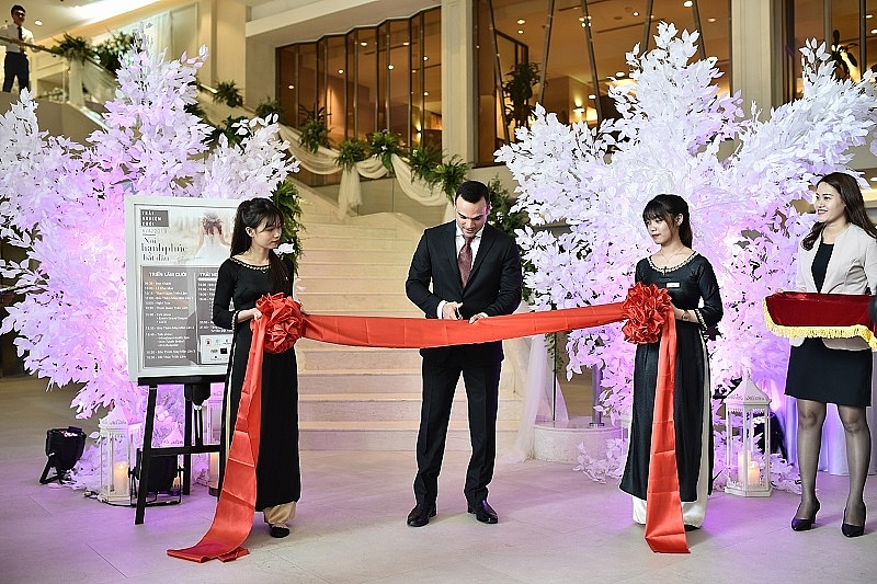 make your wedding dreams come true at eastin grand saigon