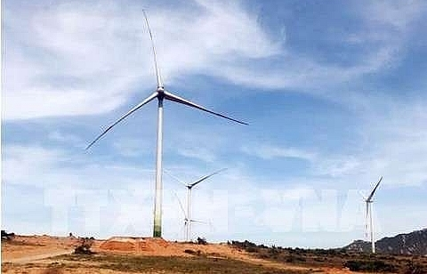 quang tri to build wind project