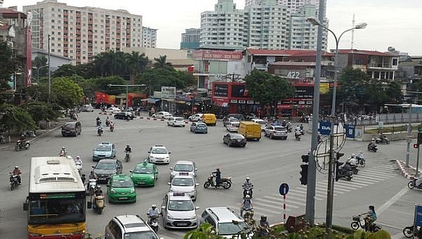 hanoi plans to execute 15 transport projects