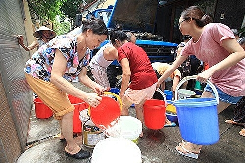 hanoi prepares for summer water shortages