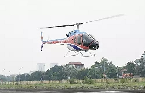 vietnam to have first helicopter ride hailing service