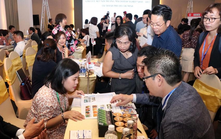 vietnamese japanese firms seek investment trade partnerships