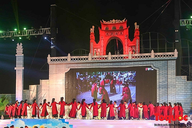 hung kings temple festival 2019 opens in phu tho