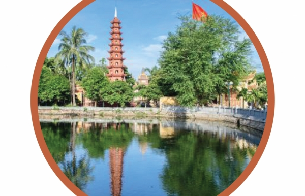 tran quoc pagoda among worlds ten incredibly beautiful ones