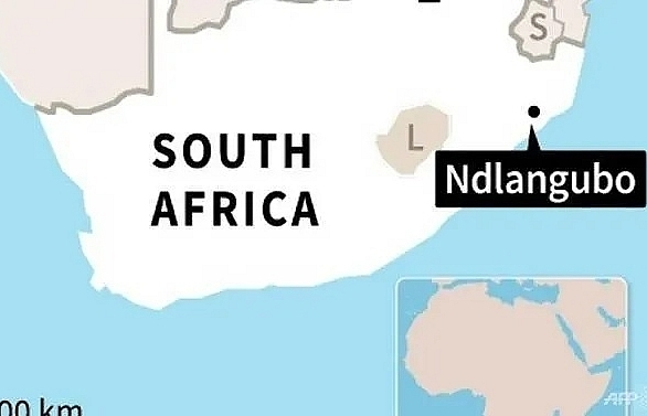 13 killed in church collapse in south africa