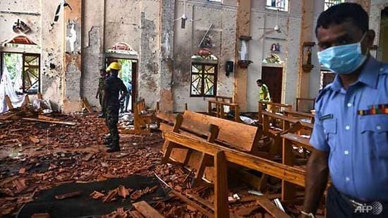 scale of sri lanka blasts exceeds bali bombings mumbai attacks