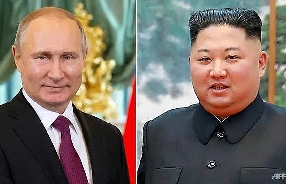 kim woos putin as north korean labourers toil in russia