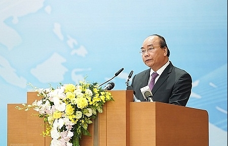 pm vietnam confidently steps forward on path of intl integration