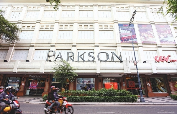 parkson renews shopping experience