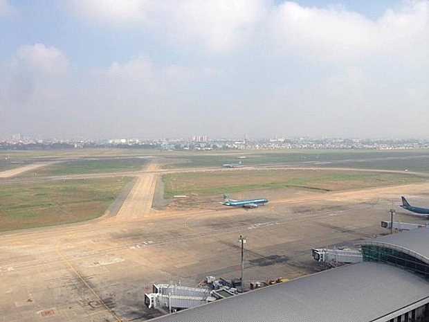 aviation authority france firm study upgrading noi bai intl airport