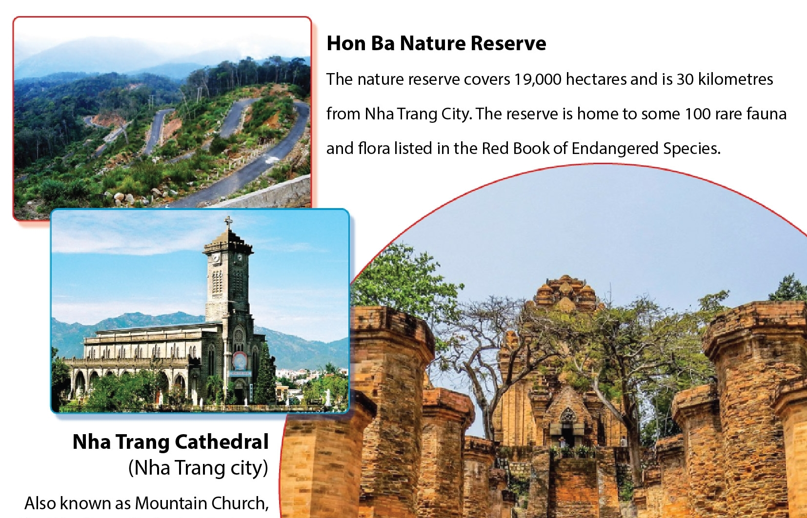 khanh hoas well known destinations on world tourism map