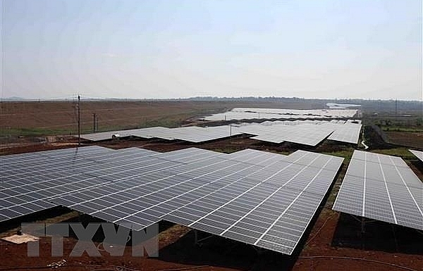 quang ngai province has first solar power plant