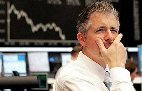shares narrow gains on fears of foreign massive selloff