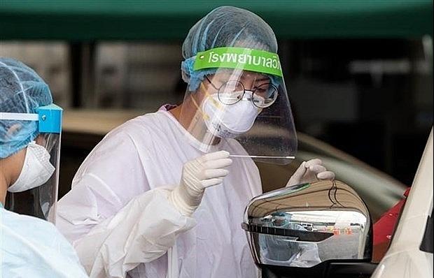 bangkok offers sars cov 2 testing at home