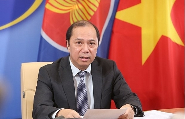 vietnam proactively promotes asean joint efforts against covid 19