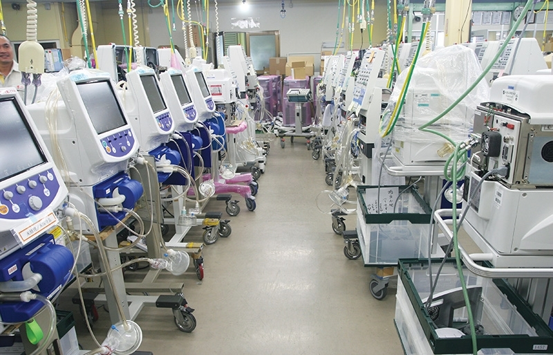 vietnam accelerating ventilator production
