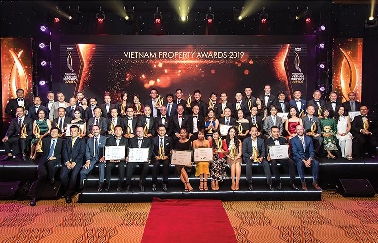 vietnam property awards set golden real estate standards