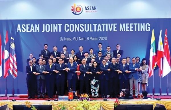 asean united in overcoming coronavirus pandemic threat