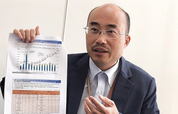 japanese companies aim for new supply focus in vietnam