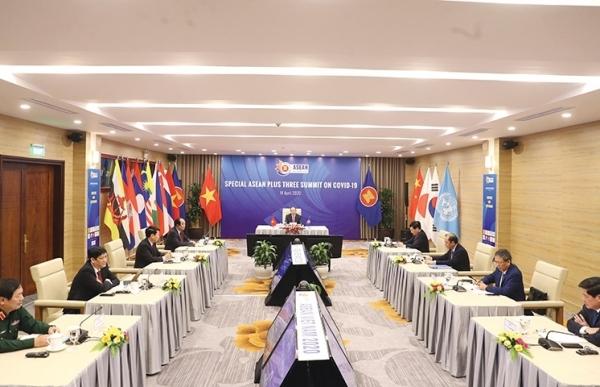 asean member states remain united amid health emergency