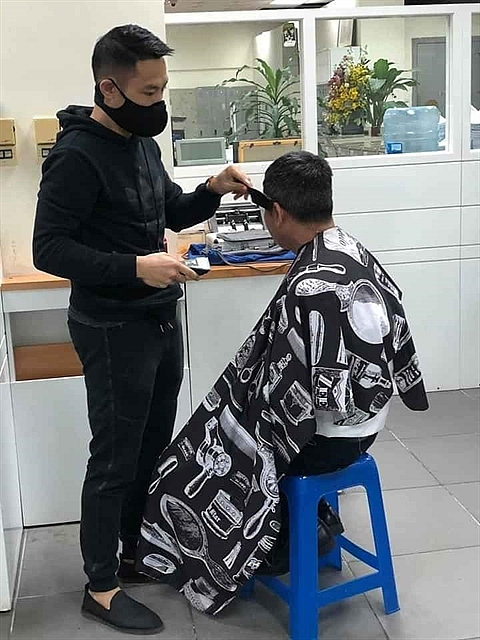 mobile hairdressers see growth during pandemic