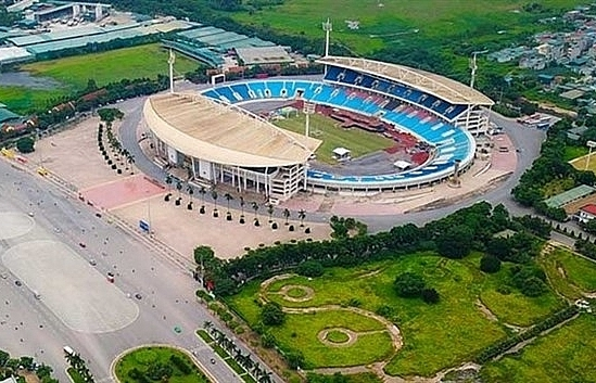 my dinh national stadium to be repaired to host sea games 2021