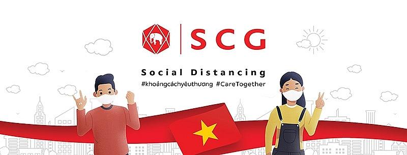 scg accompanying communities to overcome coronavirus emergency