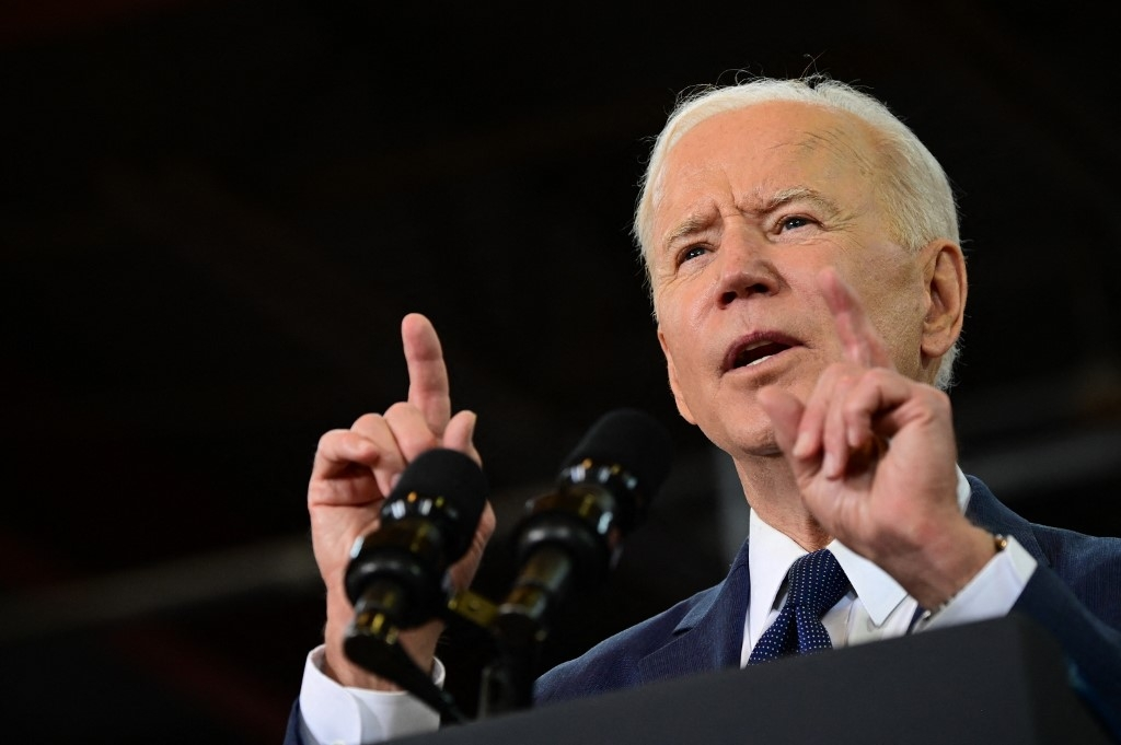 biden sets out once in a generation 2 tn infrastructure plan