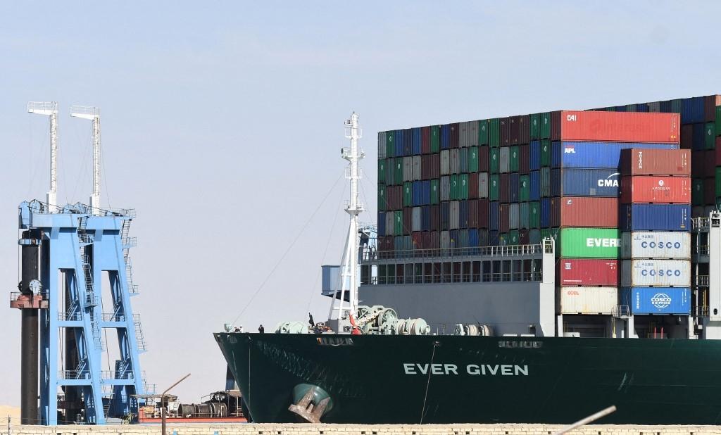 egypts commerce reputation survives suez blockage analysts