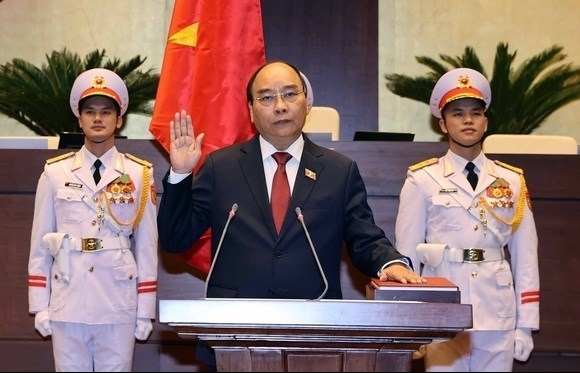 vietnam will continue making new miracles new state president