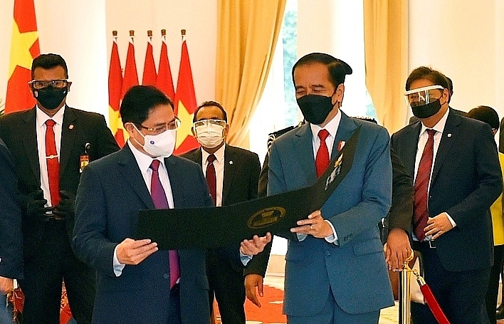 pm wraps up working trip to attend asean leaders meeting