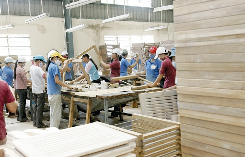 Risks at the fore in global wood trade