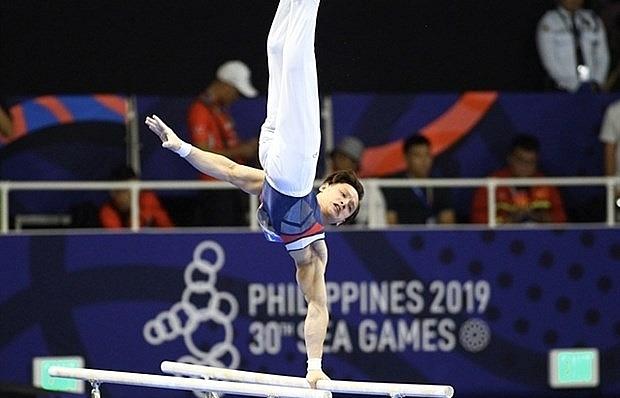 vietnamese gymnast qualifies for tokyo olympics
