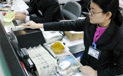 remittances tumble amid instability