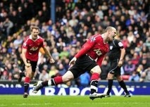 rooney seals record breaking united title triumph