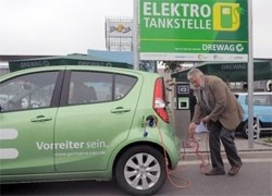 berlin to pay bln euro subsidy for electric cars