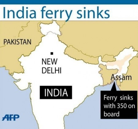 200 dead missing as india ferry sinks