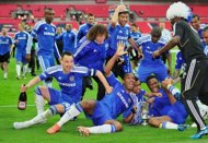 chelsea down liverpool to lift fa cup