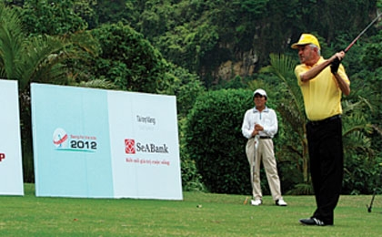 virs swing for the kids 2012 succeeds