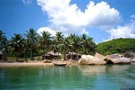 We found heaven in Van Phong Bay