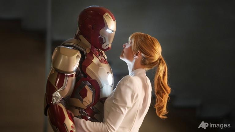 """""""Iron Man 3"""" blasts off US blockbuster season"""