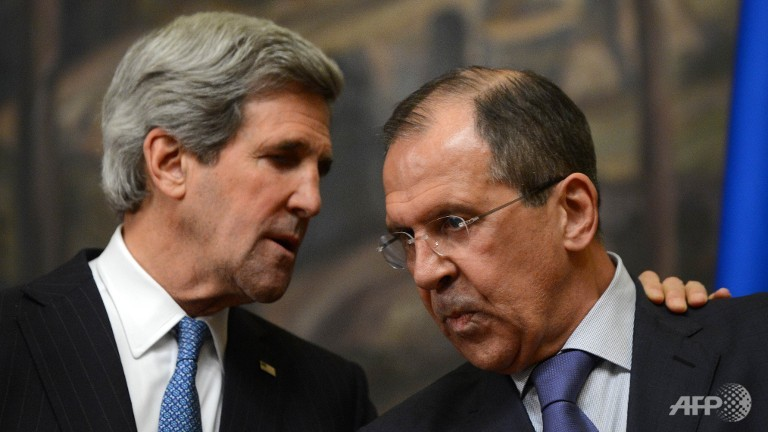 Russia, US agree joint push for peace in Syria