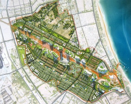 Township to go up in old Nha Trang airport area