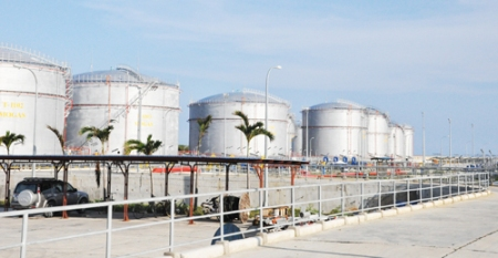 Nam Van Phong refinery still in infancy, six years on