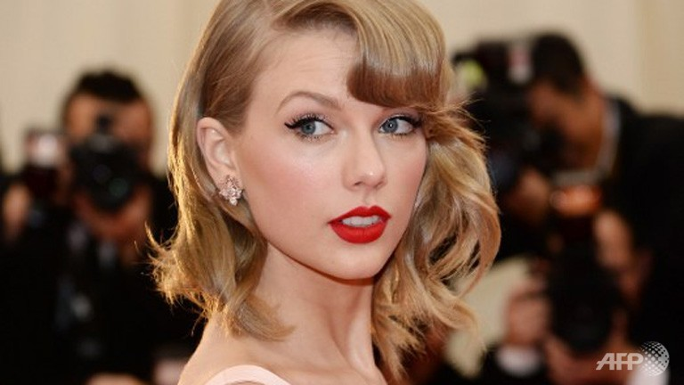 California company sues Taylor Swift over number 13