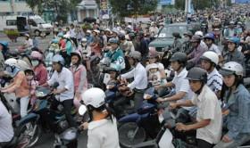 Vietnam to start checking motorbike emissions in 2018