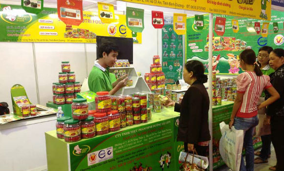 more than 300 companies to join vietnam foodexpo 2015