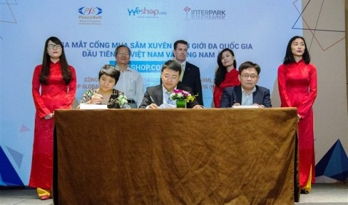 vietnam launches maiden transnational online shopping platform