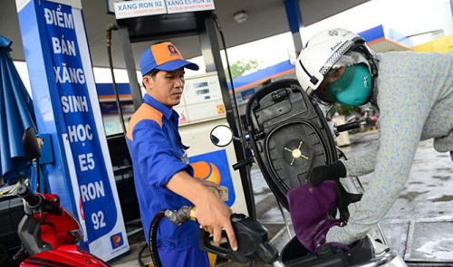 gasoline price in vietnam surges 6 second rise in may